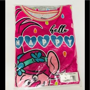 Disney Troll 2-pc Sleepwear set size 6